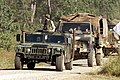 U.S. marines convoy with Australian forces to new location along the North-South route through Queensland, Australia.jpg