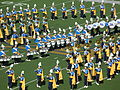 UCLA Band performing at halftime at UCLA at Cal 10-25-08 1.JPG