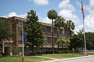 University of Florida ROTC - Van Fleet Hall