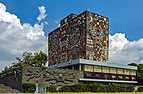 UNAM main library building with base pavilion.jpg