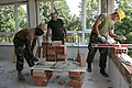 US, Bulgarians renovate kindergarten.JPG