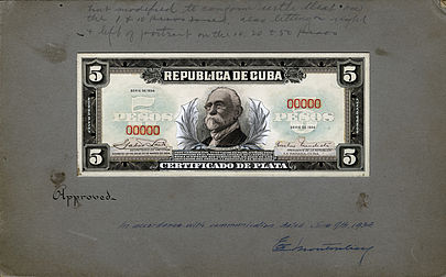 US-BEP-República de Cuba (progress proof) five silver pesos, 1934 (CUB-70a).jpg