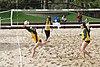 USF sand Volleyball 2016 season @ Stanford (25113921013).jpg