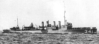 USS <i>Decatur</i> (DD-341)