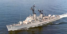 USS Forrest Sherman (DD-931)