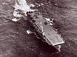 USS Nehenta Bay (CVE-74) underway at sea in 1945.jpg
