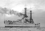 USS Nevada 1925 SLV Green