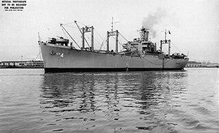 USS <i>Pollux</i> (AKS-4)