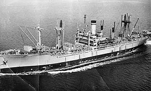USNS Private Joe P. Martinez (T-AP-187) - USS Pvt Joe P. Martinez