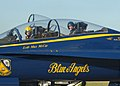 US Navy 021030-N-8102J-006 News reporter gets a ride with the Blue Angels.jpg