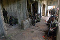 US Navy 070925-N-0989H-436 U.S. Marines assigned to a mobile training team conduct Close Quarters Battle and room clearing drills with members of the Jamaica Defense Force.jpg