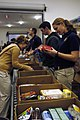 US Navy 071219-N-6652A-003 U.S. Naval Academy midshipmen help package food at the San Diego Food Bank.jpg