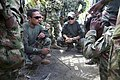US Navy 111111-A-ZZ999-137 Sailors assigned to Riverine Squadron (RIVRON) 3, Detachment 1, and Colombian marines.jpg