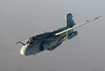 US Navy EA-6B Prowlers supporting operations against ISIL 141004-F-FT438-475.jpg