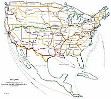 Geschichte der Eisenbahn in Nordamerika – Wikipedia