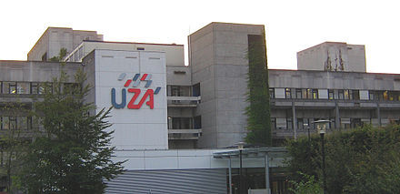 University Hospital of Antwerp UZA ziekenhuis.jpg