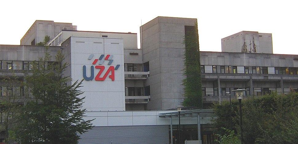 UZA ziekenhuis