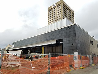 U District station Future light rail station in Seattle, Washington