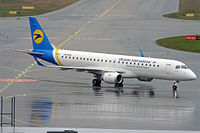 UR-EMD - E190 - Ukraine Int. Airlines