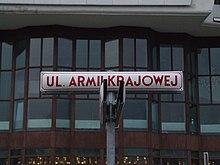 Ulica Armii Krajowej, Gdynia - 001.JPG