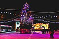 Ungheni. Centru inspre Anul Nou 2015.jpg
