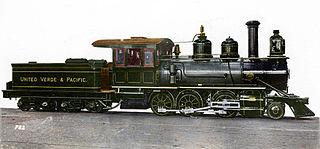 United Verde & Pacific Railway