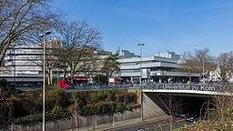 Universitätsstraße in Köln