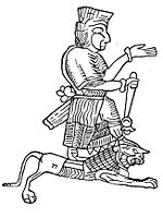 Urartu God Chaldi.jpg
