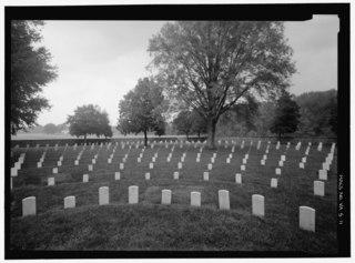 Glendale National Cemetery