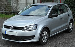 Volkswagen Polo V hatchback 5d przed liftingiem