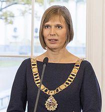 Vabariigi Presidendi ametisse astumise tseremoonia, Kersti Kaljulaid (crop2).jpg