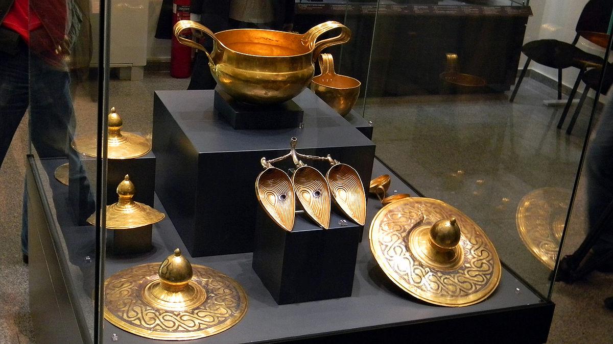 Вълчитрънско съкровище – Уикипедия чисто