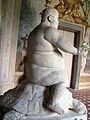 Valerio cioli, nano morgante su una tartaruga (originale), 1561-1564 ca., 10.JPG