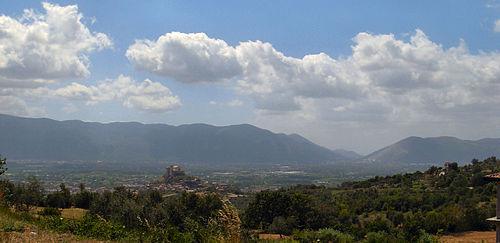 Wikipedia Valle Caudina