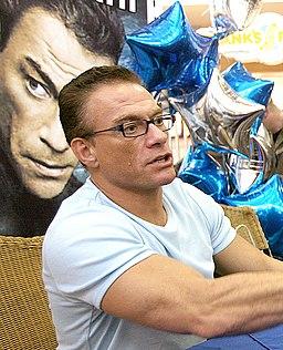Van Damme, Jean Claude (USAF)