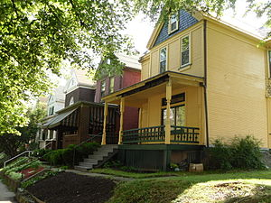 Vandergrift, Pennsylvania - Houses in Vandergrift