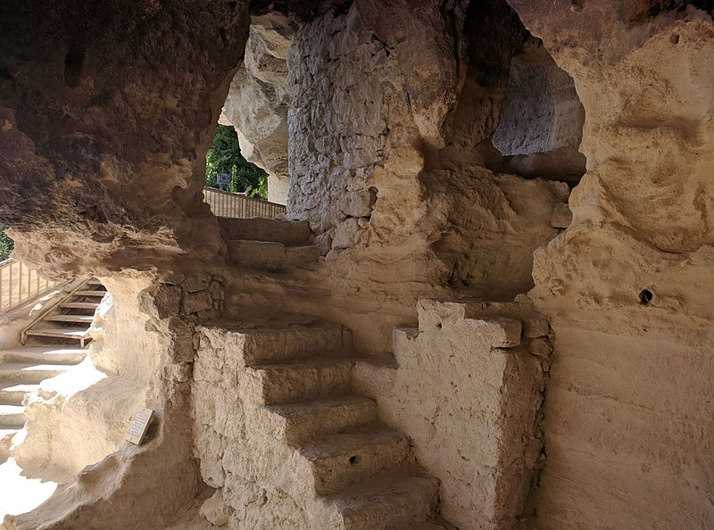 File:Varna Region - Varna Municipality - Golden Sands Resort - Aladzha Monastery (5).jpg