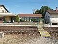 Vasútállomás, szolgálati átjáró, 2019 Csorna.jpg