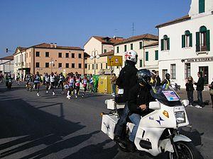 Venice Marathon - Venice Marathon during 2008