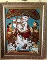 Venugopala Tanjore glass painting.jpg