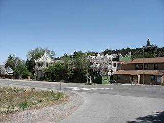 Verdi, Nevada Census-designated place in Nevada, United States