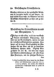 Verfassung der Trivialschulen in und um Mergentheim, S. 82-93