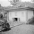 Vernielingen op de begraafplaats in Depok, Bestanddeelnr 255-6833.jpg