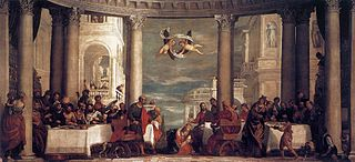 File:Veronese, Paolo - Feast at the House of Simon - 1570 ...