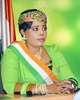 Véronique Aka Ivorian politician