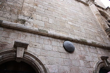 Via Dolorosa VI sign 2010.jpg