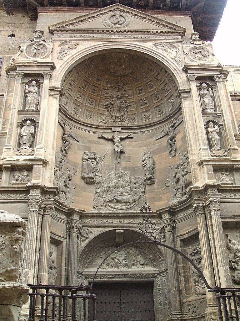 Resultado de imagen de Viana iglesia de Santa María