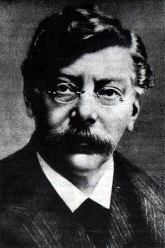 Victor Adler - Adler about 1900