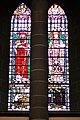 Victoria, BC - Christ Church Cathedral - stained glass 06 - south facade (20625134642).jpg