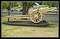 Victoria Barracks Melbourne Cannon-1 (8535561799).jpg